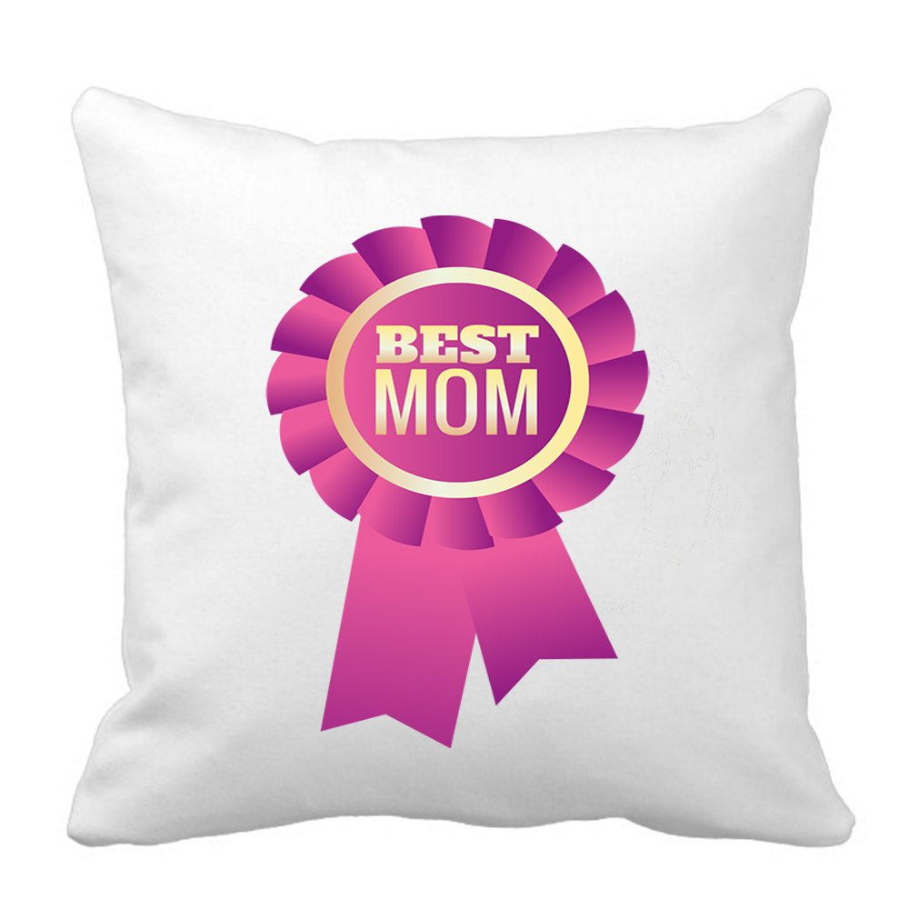 Lovely Mom Gifting Best Mom Cushion by Sprinklecart – 15″ x 15″ Size – Perfect Gift for Any Occassion