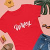 Sprinklecart Hubby Wifey Printed Couple T Shirts | Matching T Shirts for Couples