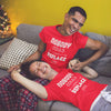 Sprinklecart Matching Nobody Could Ever Replace You Printed Couple T Shirt