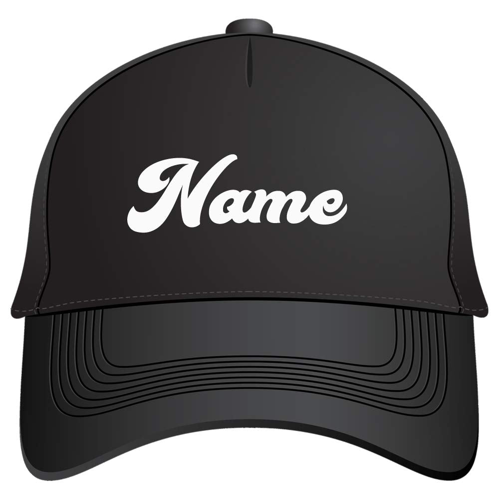 Sprinklecart Personalized Unisex Cap | Custom Name Printed Adjustable Caps