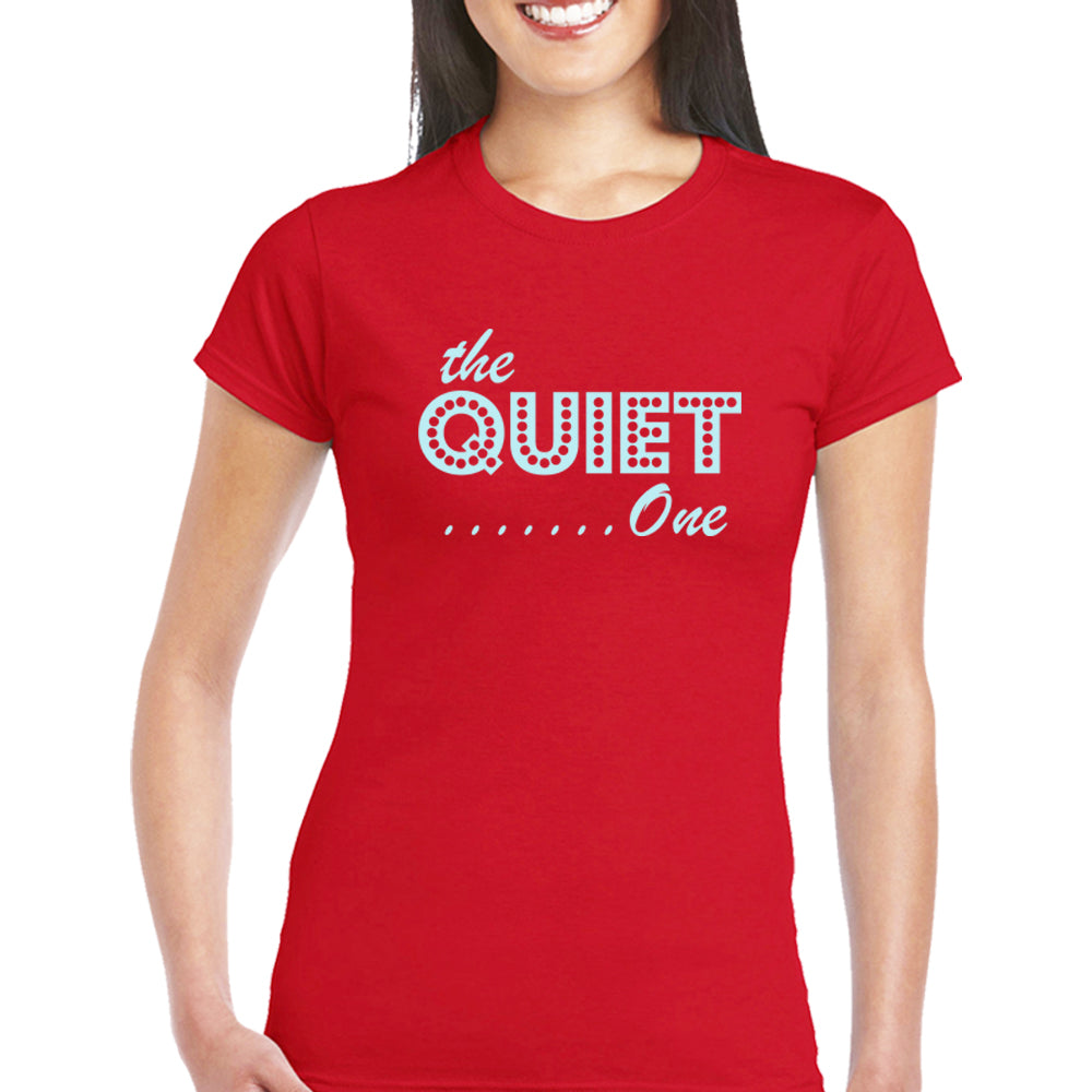 Sprinklecart The Quiet One The Loud One Matching Cotton Friends T Shirt Set