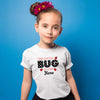 Sprinklecart This Little Bug is One Printed Birthday T Shirt Birthday Wear