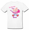 Sprinklecart Cute Birthday T Shirt for Your Little One | Custom Name and Age Printed 1st Birthday Wear