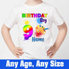 Sprinklecart Colourful Birthday for Your Kid, Poly-Cotton (White)