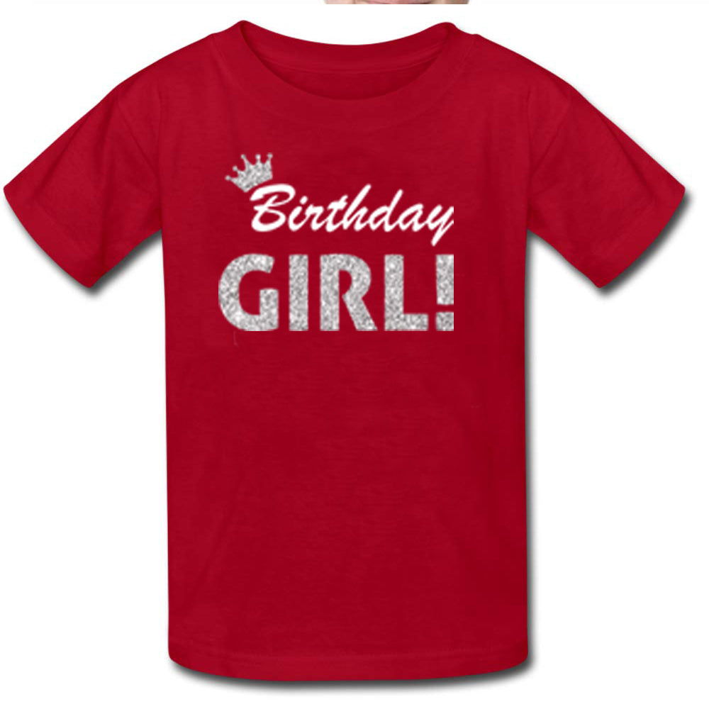 Sprinklecart Matching Birthday Family T Shirt | Matching T Shirt for Dad Mom and Kid