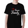 Sprinklecart Forever Family Printed Family T Shirt | 100% Cotton T Shirt for Dad Mom and Kid