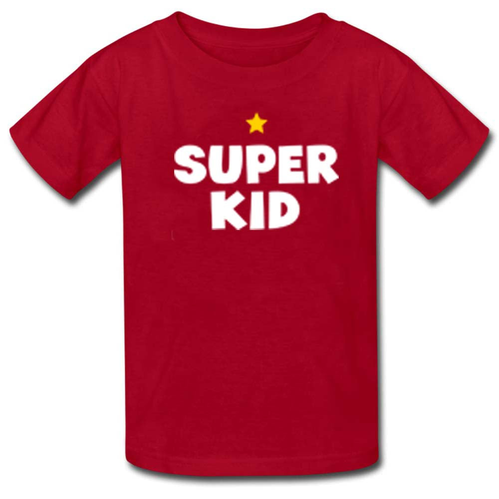 Sprinklecart Combo of Women Men Kid Super Dad Super Mom Super Kid Printed Cotton Family T Shirt