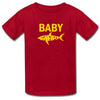 Sprinklecart Daddy Shark Baby Shark Mommy Shark Matching Cotton Men Women Kid T Shirts