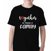 Sprinklecart Together We Made Family Printed T Shirt | Cotton T Shirt | Combo of 3 T Shirt