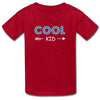 Sprinklecart Cool Black Cotton T Shirt for Father Mother and Kid