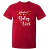 Sprinklecart Coolest Daddy Ever Coolest Baby Ever Men Kid Cotton T Shirts (Red)