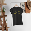 Sprinklecart Matching Infinite Love T Shirt | Combo of Cotton Couple T Shirt