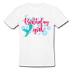 Sprinklecart Special Birthday Gift for Your Little Kid | Personalized Name Printed Birthday Girl Tee Gift