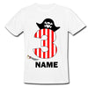 Sprinklecart Personalized Lovely Kids Special 3rd Birthday Tee wear for The Birthday Occasion