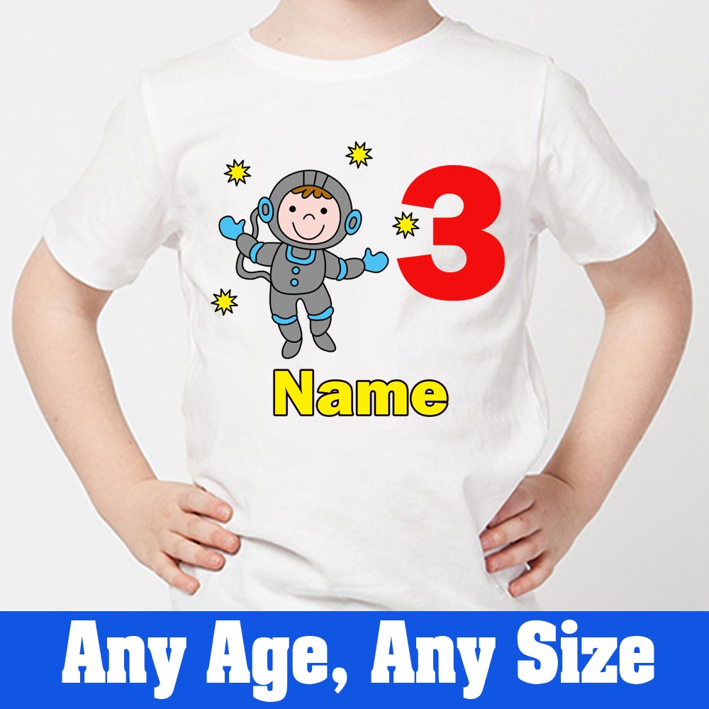 Sprinklecart Kids Special 3rd Birthday Dress | Personalized Name Printed T Shirt