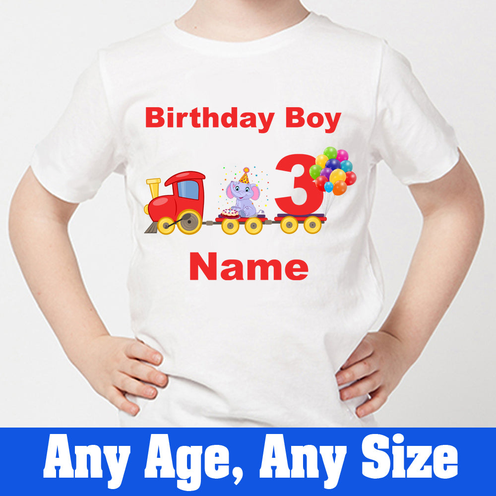 Sprinklecart Cute Birthday Party T Shirt for Your Little One | Lovely 3rd Birthday Dress