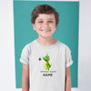 Sprinklecart Ideal Dinosaur 6th Birthday T Shirt Gift | Customized Birthday Gift