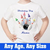 Sprinklecart Bowling Themed Birthday T Shirt Birthday Wear