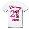 Sprinklecart Cartoon Stars Picture Printed Birthday Tee | Colourful Birthday Dress for Your Little Kid