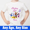 Sprinklecart Attractive Birthday Gift for Your Little Hero | Colourful Design Printed Birthday Tee
