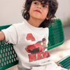 Sprinklecart Kids 4th Birthday Special Dress | Kicko & Super Speedo Kids Name Printed T-Shirt