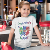 Sprinklecart Personalized Birthday Wear | PJ Masks 5th Birthday Kids Tee for Your Kid