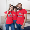 Sprinklecart Awesome Father Awesome Mother Awesome Son Matching Family T Shirt