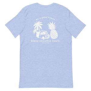 Blenz Truck Tee - Oxford