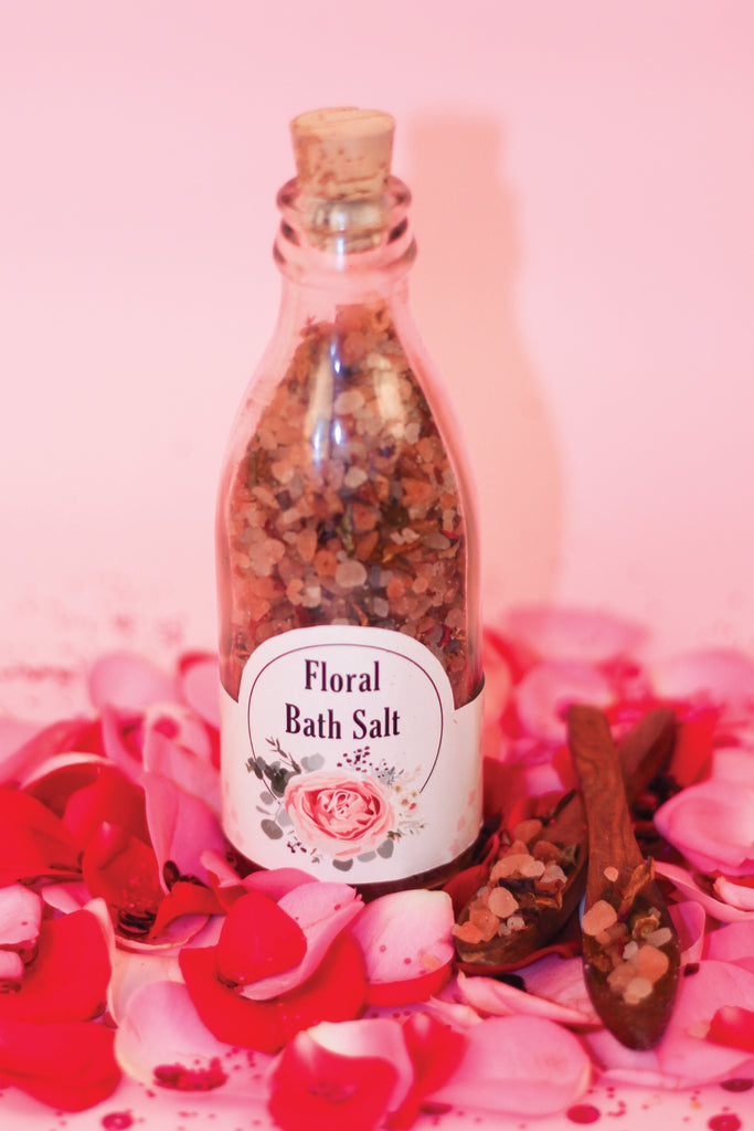 Floral Bath Salt Online India