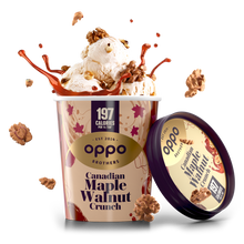 Load image into Gallery viewer, Maple Walnut Ice Cream 475ml