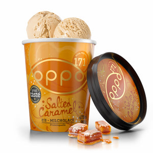 Salted Caramel Ice Cream 475ml