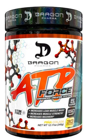 ATP FORCE - ENHANCED CREATINE SYSTEM
