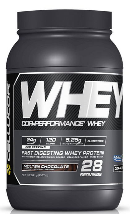 CELLUCOR WHEY PROTEIN POWDER 28 SERVINGS - Beforeandafter50