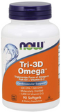NOW SUPPLEMENTS, TRI-3D OMEGA