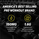 CELLUCOR C4 PRE WORKOUT POWDER, 60 SERVINGS