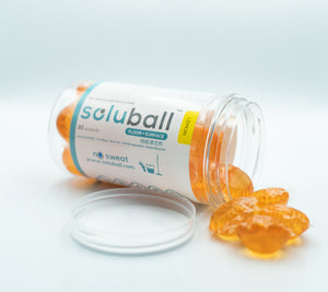 Soluball Surface Cleaner (Lemon) - Soluball Floor & Surface Capsules