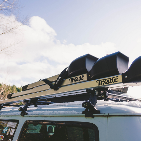 CRC System Car Top Fly Rod Carrier