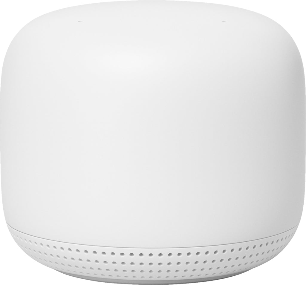 Google - Nest Wifi AC1200 Add on Point Range Extender -Snow