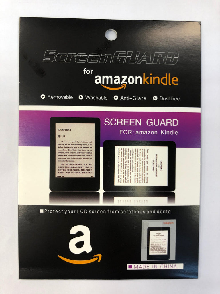 Screenguard for Amazon Kindle Oasis | 亞馬遜Kindle Oasis  屏幕保護貼