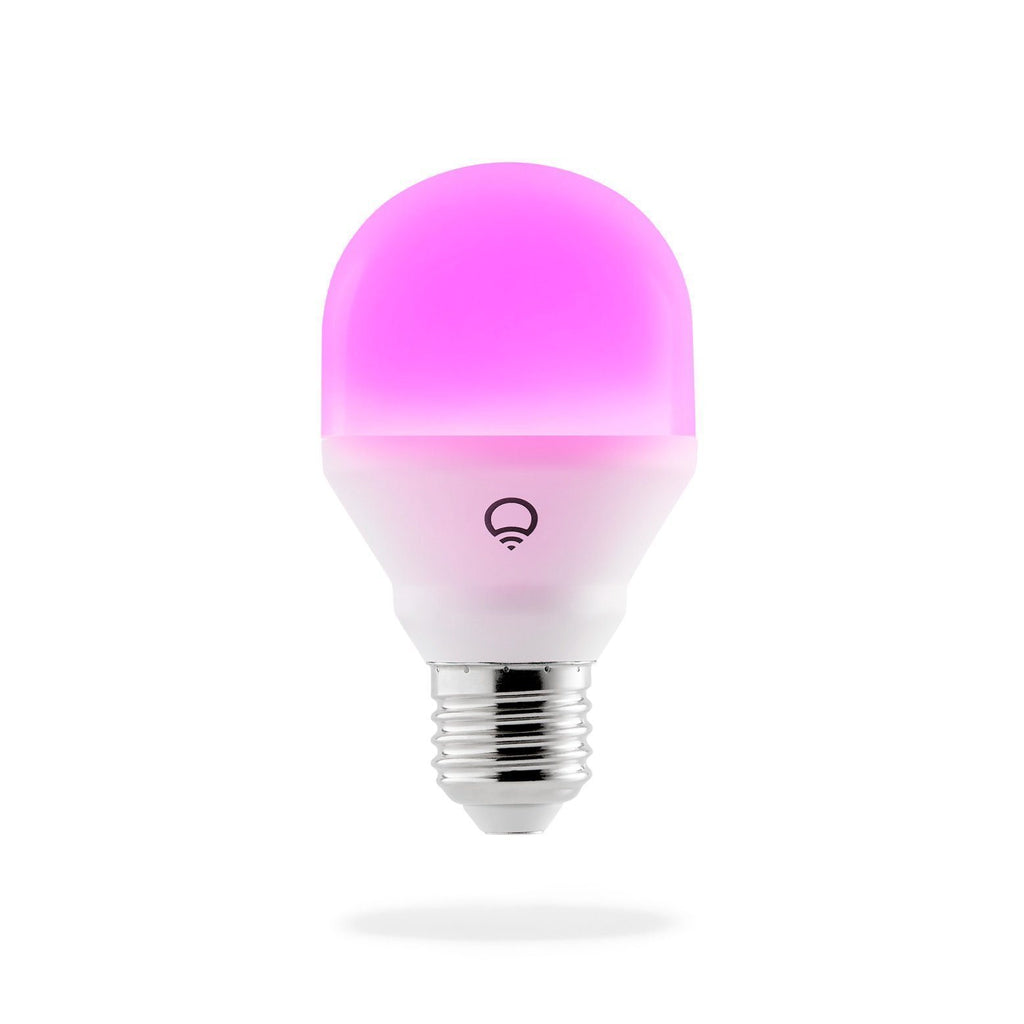 LIFX Mini Color (E27) Wi-Fi Smart LED Light Bulb | LIFX Mini Color (E27) Wi-Fi智能LED燈泡