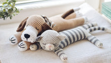 Load image into Gallery viewer, Cat Crochet Pattern Amigurumi Doll Download PDF - Firefly Crochet