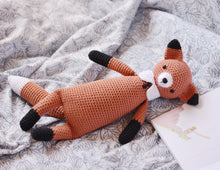 Load image into Gallery viewer, Fox Stuffed Animal Crochet Pattern - Firefly Crochet