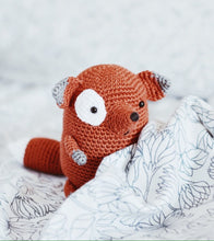 Load image into Gallery viewer, Crochet Amigurumi Fox Pattern - Firefly Crochet