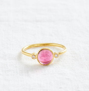 Portal Ring-Indian Gold-Marisa Mason Jewelry