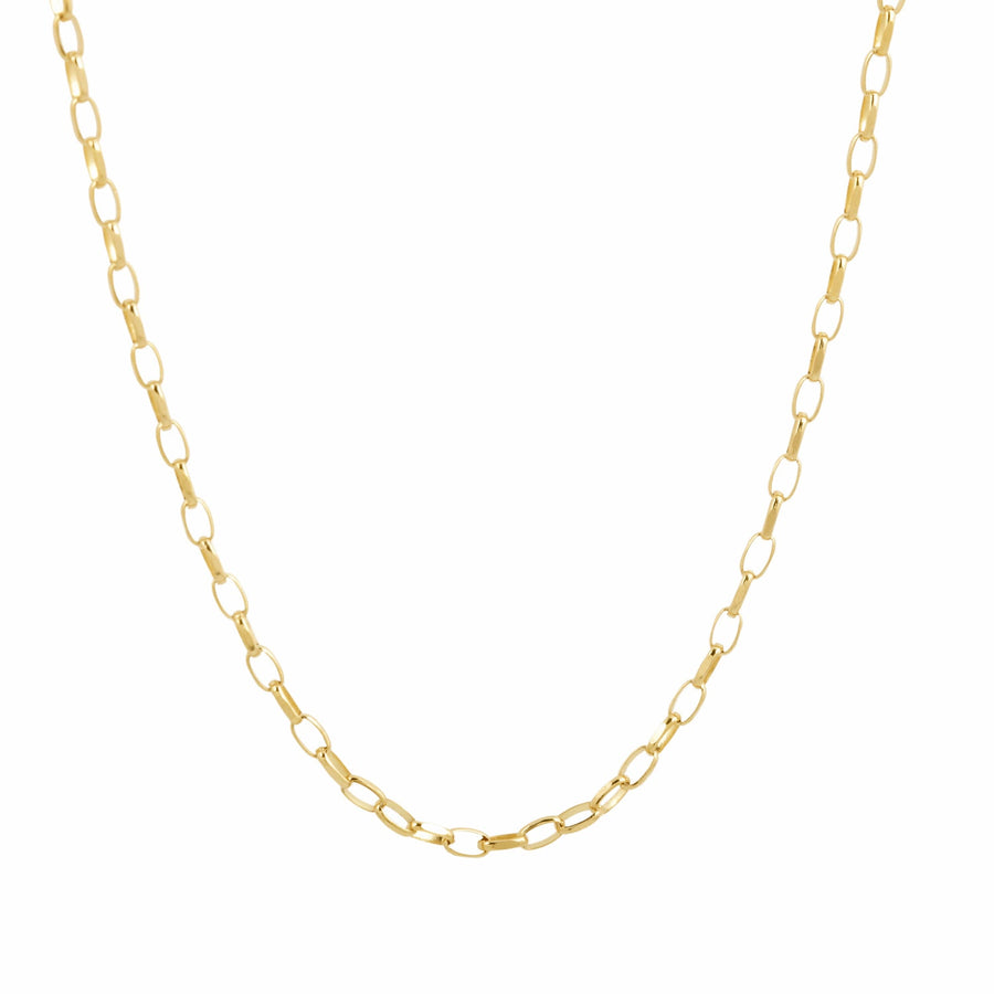 Augusta Chain-Gold Essentials-Marisa Mason Jewelry