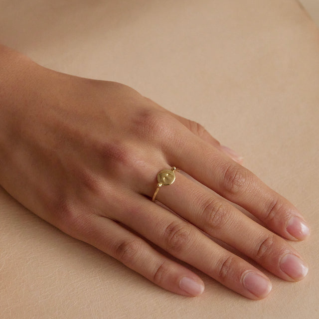 VIRGINIA DOVE RING-Marisa Mason Jewelry-Marisa Mason Jewelry