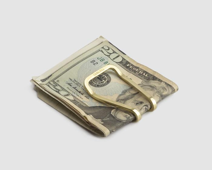 Square Money Clip-Craighill-Marisa Mason