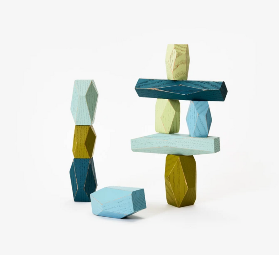 Balancing Blocks-Areaware-Marisa Mason Jewelry