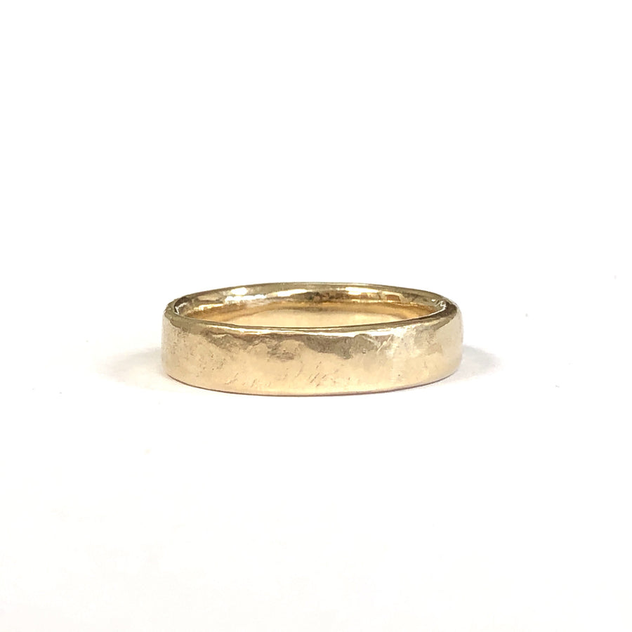 Marisa Mason Jewelry, 14k gold, wedding band, mens jewelry, mens rings, gold ring, gold wedding band