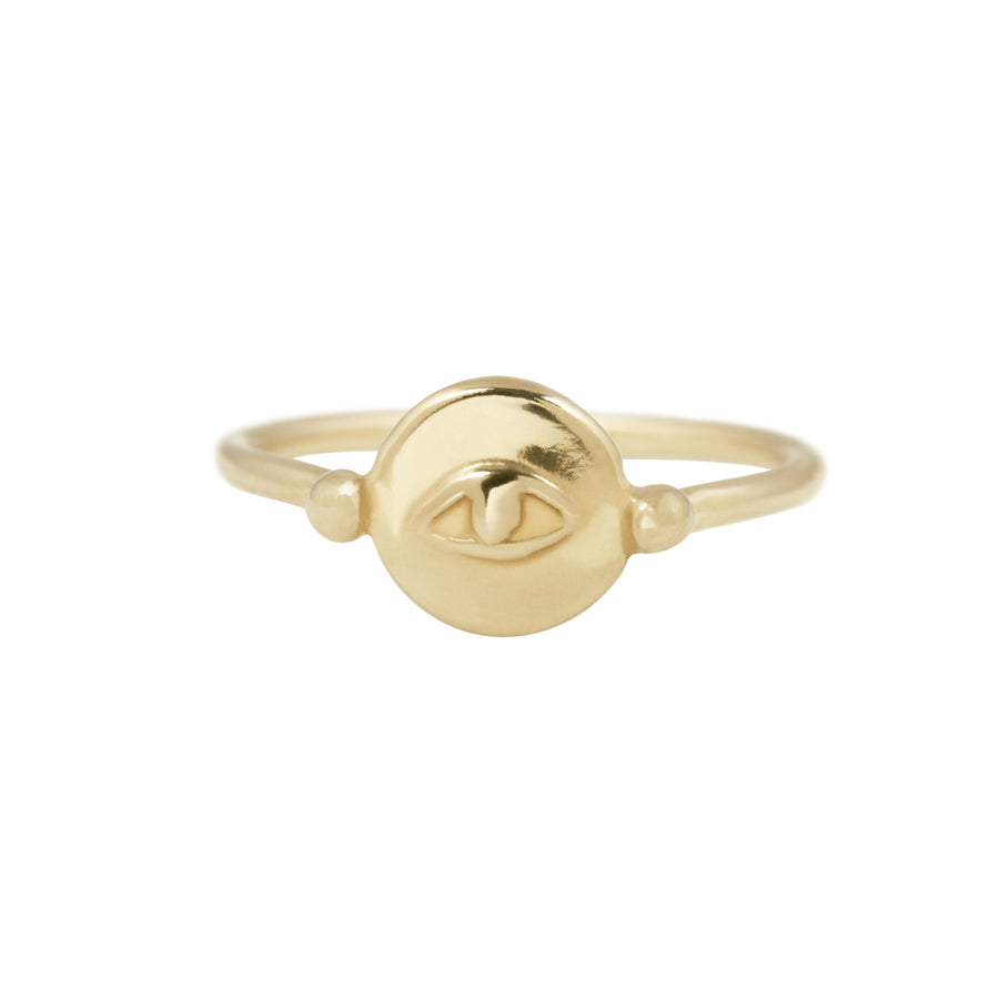 VIRGINIA EYE RING-Marisa Mason Jewelry-Marisa Mason Jewelry